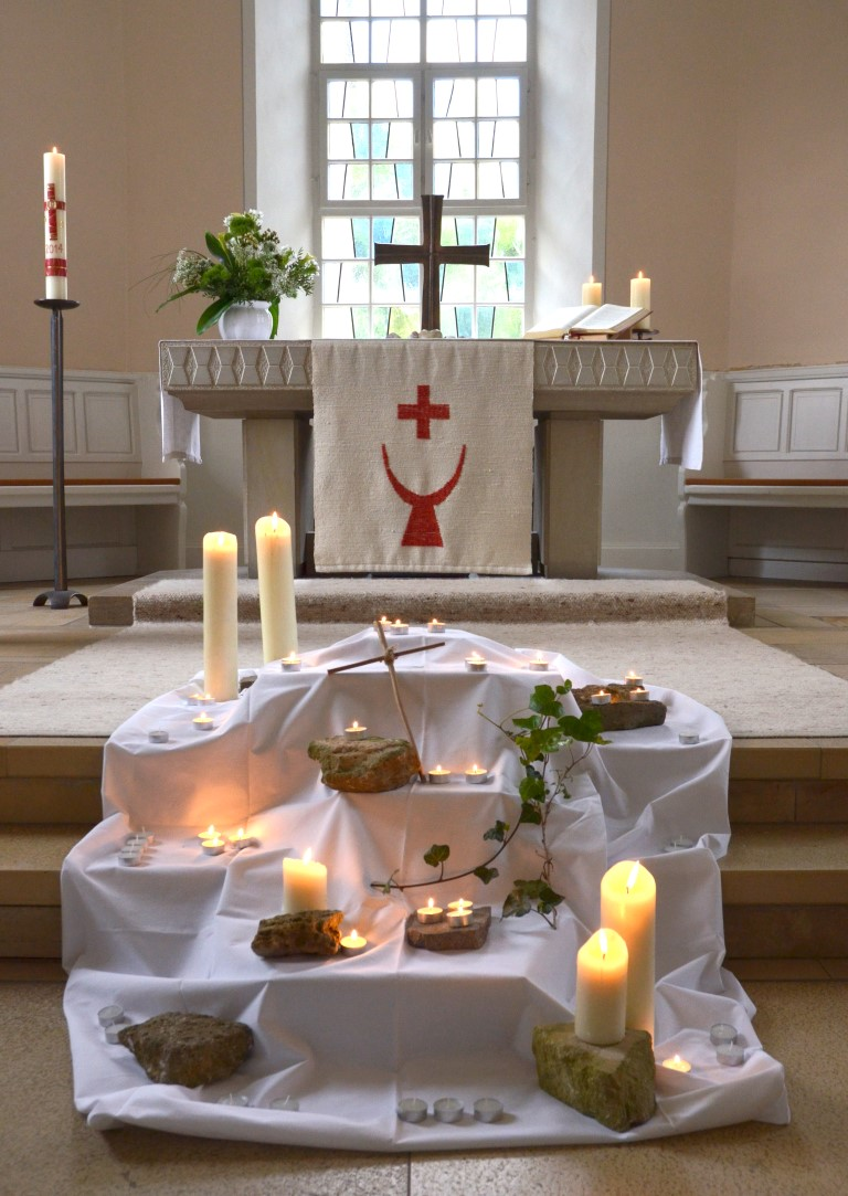 Taize Bild (Medium)